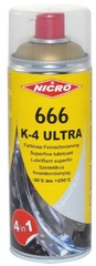 NICRO 666 K4 ultra - 400 ml sprej,