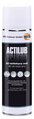 IBS Bílý mazací sprej ActiLub - 500 ml sprej
