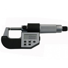 Mikrometr třmenový digitální, DIN 863
