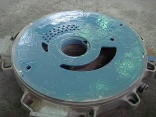 Chester Metal Ceramic F - modrá keramická stěrka
