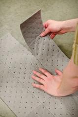 HT777-E, silný koberec s mnohostranným využitím