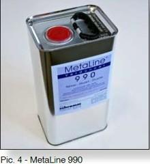MetaLine 990 čistič povrchu ředitelný vodou