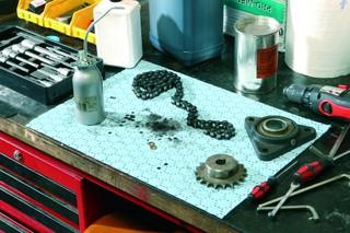 HEXADYN OP 4050, hydrofobní sorpční rohože - 1 box = 100 kusů