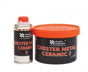 Chester Metal Ceramic F - 1 kg - modrá