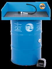 Mycí stůl IBS pro sudy 200 l typ K - 1 ks