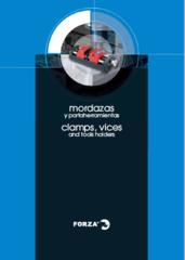Katalog upínacího nářadí FORZA - K dispozici ke stažení
