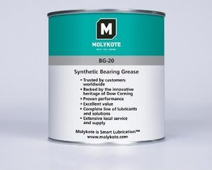 Ložiskový tuk Molykote BG 20 - 1 Kg