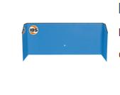 Protiostřiková stěna IBS - 1 ks