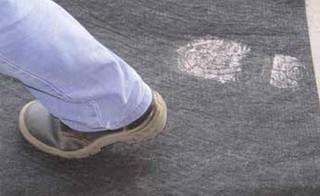 Zátěžový sorpční koberec TRAFFIC - UKET 9130