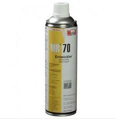 Bílá vývojka MR 70 - 500 ml sprej