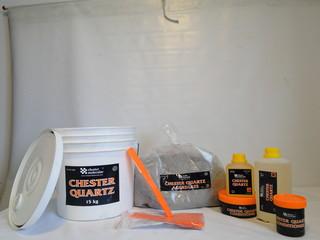 Chester Quartz - Tmel na opravy betonu