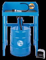 Mycí stůl IBS pro sudy 50 l typ BK - 1 ks