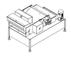 Pásový filtr model BF-700 - 1 kus