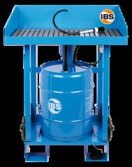 Mycí stůl IBS pro sudy 50 l typ F2 - 1 ks