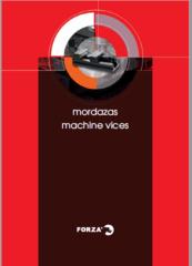 Katalog strojních svěráků FORZA komplet - K dispozici ke stažení