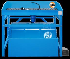 Mycí stůl IBS pro sudy 200 l typ M-500 - 1 ks