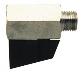 Kovový kulový ventil