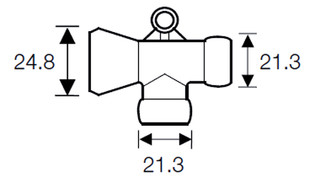 Rozdvojka tvar T