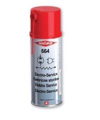 Čistič elektrických kontaktů VN, NICRO 664