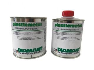 Diamant Plastic Stahl - 1 kg, typ A