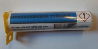 Epoxidkitt Stahl - 56 gramů