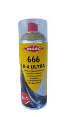 NICRO 666 K4 ultra - nemastný olej