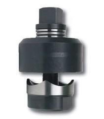 Kruhové děrovače plechu tloušťky 2 mm s ložiskem