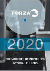 Katalog vnitřních stahováků FORZA - K dispozici ke stažení