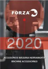 Katalog svěráků a svěrek FORZA - K dispozici ke stažení