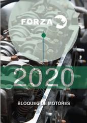 Katalog pro motory FORZA - K dispozici ke stažení