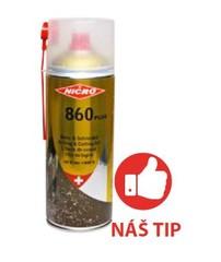 Nicro 860 plus - řezný olej na závity