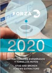 Katalog vytahovače šroubů FORZA - K dispozici ke stažení