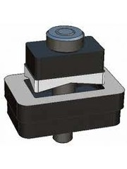 Hydraulický děrovač obdelníkový - 42 x 90 mm