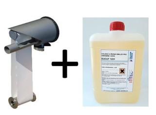Oil skimmer Typ C - odlučovač oleje + emulze EUCUT 1231