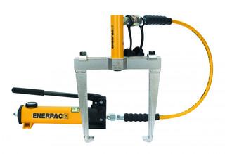Hydraulická sada - stahovák s pevnými rameny