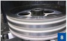 MetaLine 695, 5 Kg - tvrdost 95 ShA, určený pro pogumování povrchů